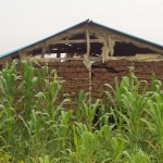 Kenyan House showing need of repair