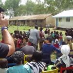 World Teacher Aid Church Service