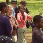 World Teacher Aid Donors Brooke, Mark, Rachel and Bill